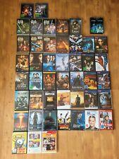 BD&DVD Sammlung - 43 DVDs und 4 BDs - Star Wars, XMen, Tron und viele mehr