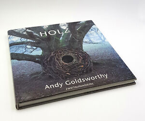 Andy Goldsworthy - Holz - sehr Gut!