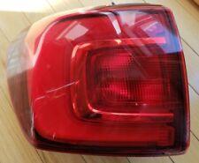GMC GM 17-18 Acadia Tail Light Lamp Left 84210401