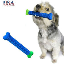 Dogs Self-Brushing Toothbrush Pet Puppy Cleaning Stick Chew Bite Toys Oral Care~