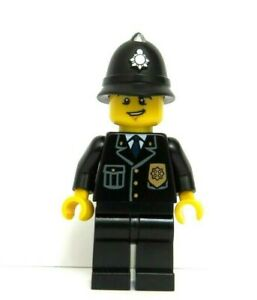 LEGO Police Policeman Officer Constable Minifigure Boy Male Man Great Xmas Gift
