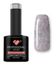 FL011 VB™ Line Candy Floss Black Purple White - UV/LED soak off gel nail polish