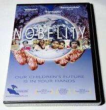 Nobelity Dvd Factory Sealed New