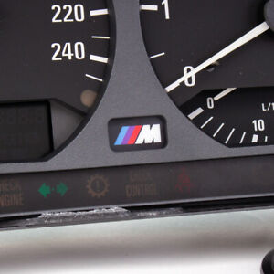 BMW E36 Instrument Cluster M Logo Badge Backlight Compatible M3 and Non-M3