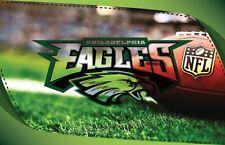 "Philadelphia Eagles NFL American Football USA Wall Art Poster 28"" x 18"""