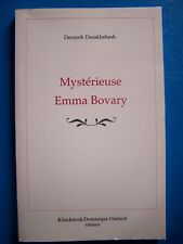 § Mystérieuse Emma BOVARY- Derayeh DERAKHESHESH