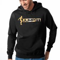 Jump it Jumpstyle Jump Style Jumper Dance Music Kapuzenpullover Hoodie Sweater