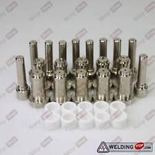 PT-31XT plasam cutter torch consumables nozzle/tip electrode swirl ring 30pcs