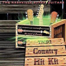 Nashville Super Guitars : Country Hit Kit CD