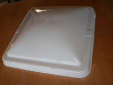 Replacement Roof Vent Cover RV Trailer Camper 14x14 Cargo Plastic Lid