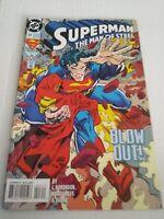Superman: The Man of Steel #27 (Nov 1993, DC) Reign Of Superman