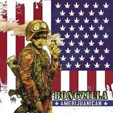 BONGZILLA AMERIJUANICAN CD NEW