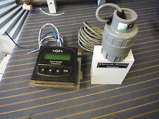 +GF+ Signet PH/ORP Transmitter George Fischer w/ Probe & Electrode Storage