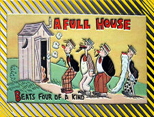 HUMOUR  METAL  TIN SIGN WALL HOME BAR OFFICE PUB GARAGE