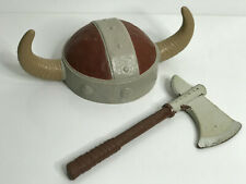 HOW TO TRAIN YOUR DRAGON Viking Helmet & AXE 2013 Dreamworks Spin Master