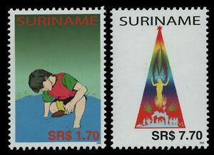 Surinam 2004 - Mi-Nr. 1963-1964 ** - MNH - Weihnachten / X-mas