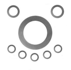 Paßscheiben DIN 988 Ausgleichsscheiben-Distanzscheiben Ø 6 - 100 mm Passscheiben
