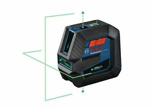 BOSCH  GCL100-40G Combination Laser Level Self Leveling with VisiMax Technology