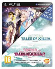 Tales Of Xillia 1 + Tales Of Xillia 2 | PS3 VF NEUF SOUS BLISTER