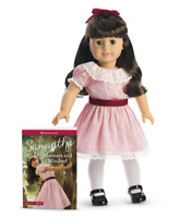American Girl Samantha Doll and Book NEW in Box