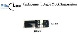 Urgos Replacement Clock Suspension, Spare parts, Repair (28mm x 8.25mm)