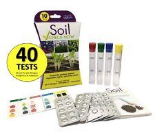 Soil Test Kit by  LaMotte - pH, N P & K - 10 Tests Each