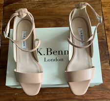 LK Bennett Pink Leather Dina Uk 3 36 BNWT RRP £195