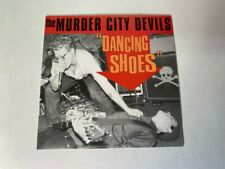 "THE MURDER CITY DEVILS DANCING SHOES 7"" VINYL RECORD NEAR MINT 1998 ORIGINAL OOP"