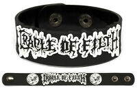 Cradle of Filth wristband rubber bracelet