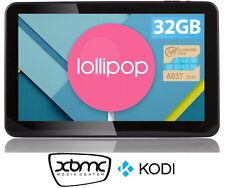 "Lollipop Octa Core 32GB 10.1"" Inch Android Tablet PC 5.1.1 XBMC Kodi HDMI A83T"
