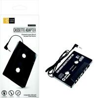 CASE LOGIC Stereo Cassette Adapter for iPod and MP3 Players in Black
