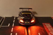 LED Carrera Digital Beleuchtung orange/rot mit Stecker ohne Löten (neuer style4)
