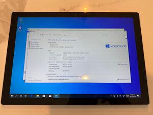 """Microsoft Surface Pro 5 TabIet Intel i5 2.6GHz 8GB 256GB Win 10 12.3"""" 1796"""