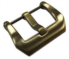 24mm Panatime Watch Buckle - Pre-v (Bronze Finish) Screw-in Attachment