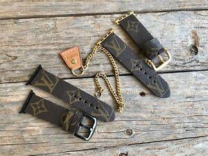 Apple Watch luxury  handmade strap