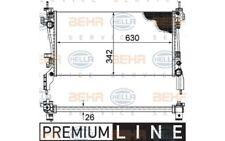 HELLA Radiador, refrigeración del motor CITROEN PEUGEOT FIAT 8MK 376 754-561