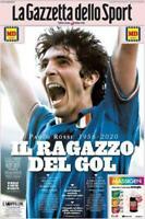 PAOLO ROSSI-IL RAGAZZO DEL GOL-LA GAZZETTA DELLO SPORT N.294 DEL 11/12/2020