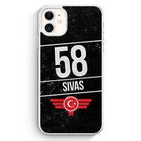 Sivas 58 iPhone 11 Hülle Motiv Design Türkei Türkiye Türkisch Türk Turkey Tur...