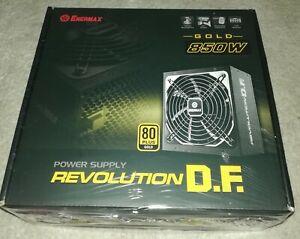 +++Enermax REVOLUTION D.F. ERF850EWT 850W Vollmodulares PC-Netzteil - Neu+++