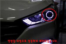 Head Lamp Light Surface emitting Custom Circle Eye 1Way For 2016+ Hyundai Tucson