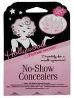 Hollywood Fashion Secrets No-Show Concealers 5 Pair