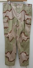 Military Issued 3-Color Desert Pants-NEW
