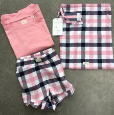 JACK WILLS Check Pyjamas PJ Set UK 8 US 4 BNWT RRP £39.50 Ideal Gift