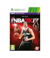 Pal version Microsoft Xbox 360 NBA 2k17