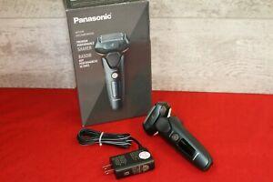 Panasonic ES-LV67-K ARC5 5-BladeWet/Dry Cordless Electric Shaver/Trimmer Used U7