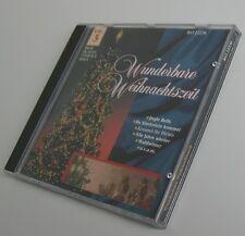 Wunderbare Weihnachtszeit, CD mit Jingle Bells, Stille Nacht, Heilige Nacht, etc