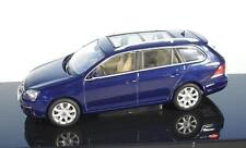 Autoart 1/43 Volkswagen VW Golf Variant blaumetallic OVP #4007