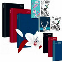 2020 Diary A4 A5 A6 Page A Day Week Office Planner Journal Calendar Pocket