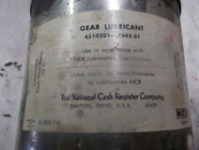 OLD NCR CANS OF LUBRICANTS 13 CANS CASH REGISTER