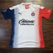2020-2021 Chivas de Guadalajara Away soccer Jersey  size XL
